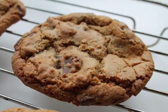 Cookies med chokolade 1
