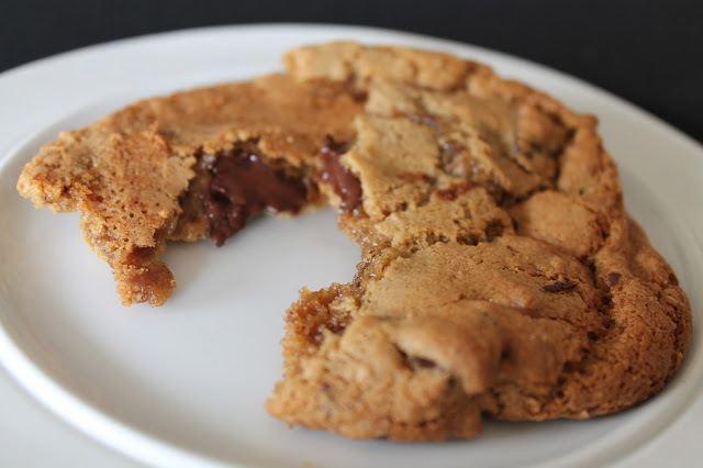 Cookies med chokolade 3