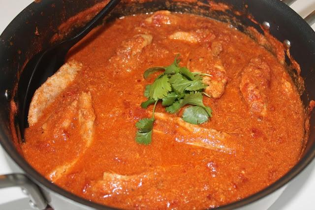 Indisk - Chicken Tikka Masala 1