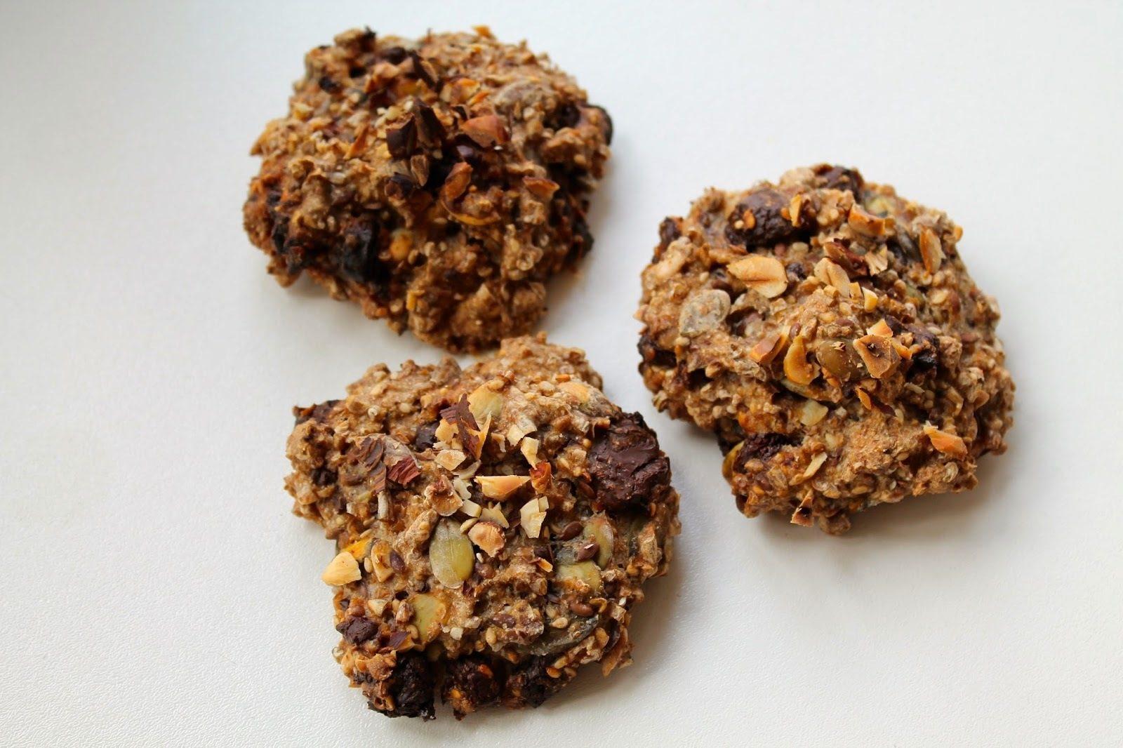 Chokorug / Rugbrødsboller med chokolade