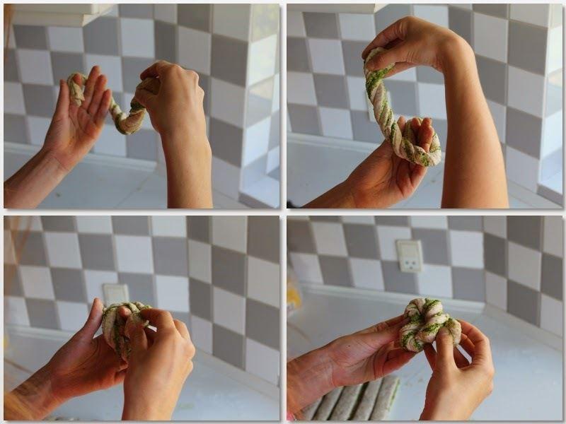 Pesto snurrer