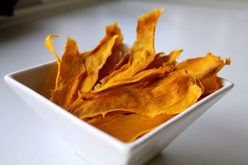 tørret mango