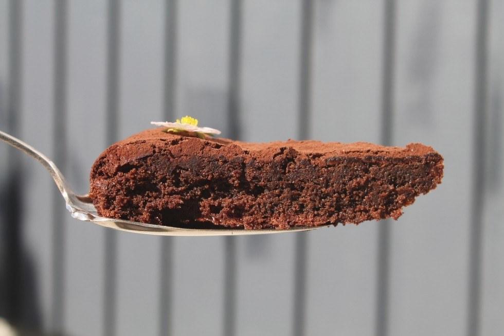 Nem chokoladekage - min favorit