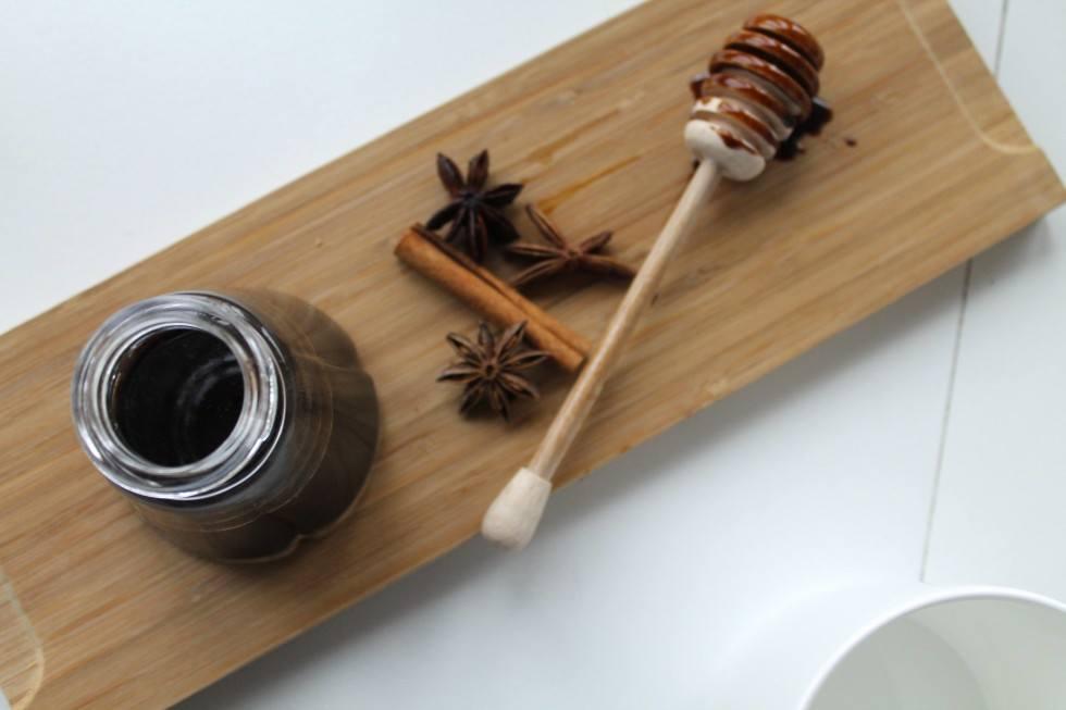 hjemmelavet chai sirup