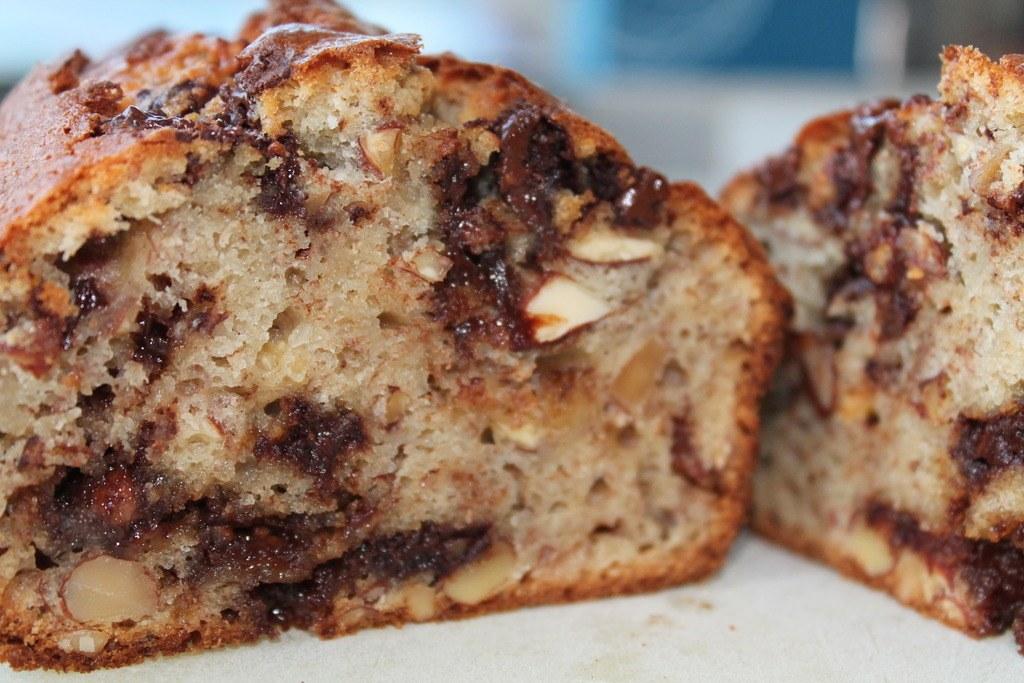 Bananbrød med chokolade og mandler photo IMG_0223_zps2on64doo.jpg