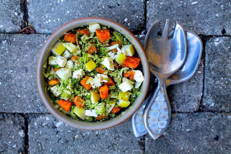 Broccoli couscous