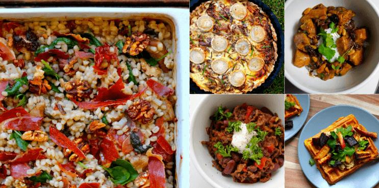 madplan efterårsmad