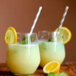 Nem og hurtig lemonade - blender version