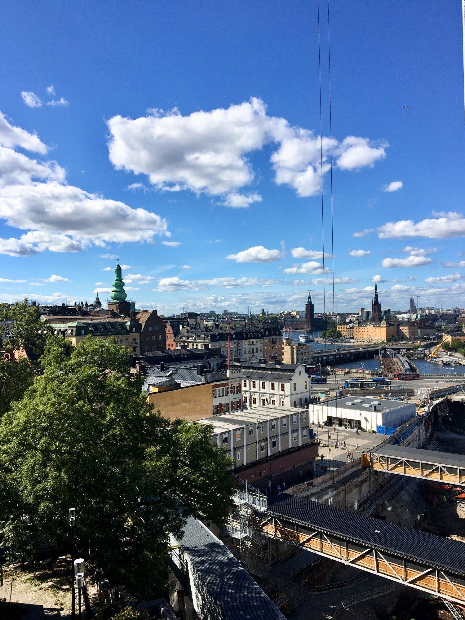Guide til Stockholm 3