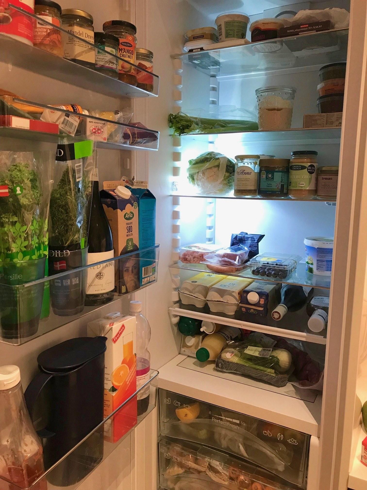 Vis mig dit køleskab: Henriette - familiemor og kvalitetsbevidst 5