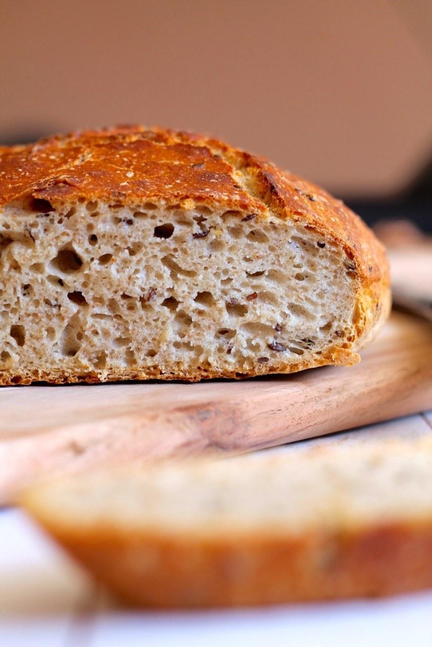 Grydebrød - verdens bedste og nemmeste brød