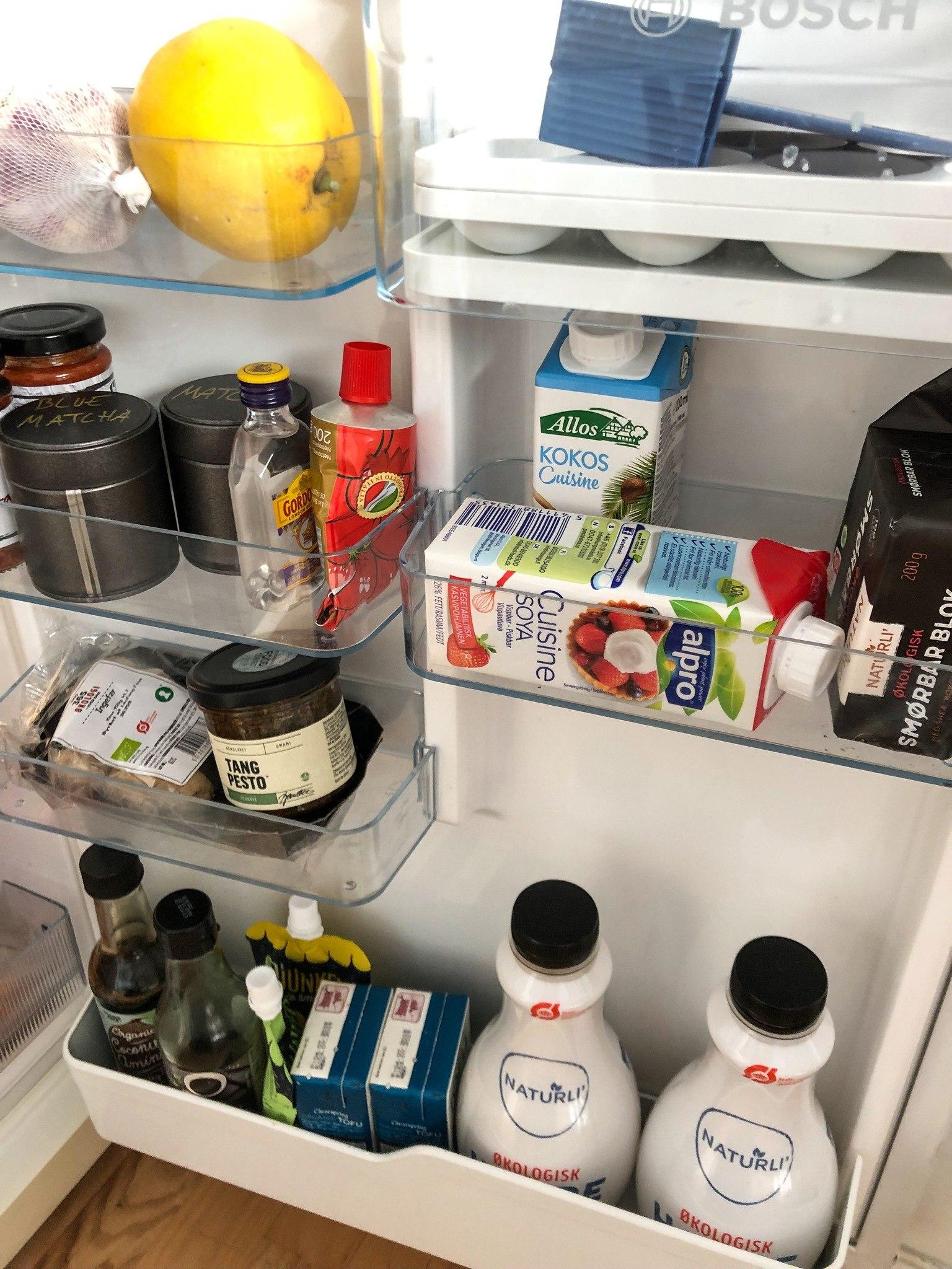 Vis mig dit køleskab