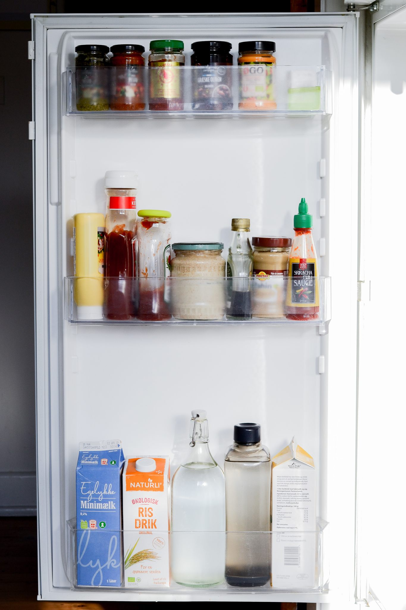 Vis mig dit køleskab: Anna - grødgris og madblogger på SU 4