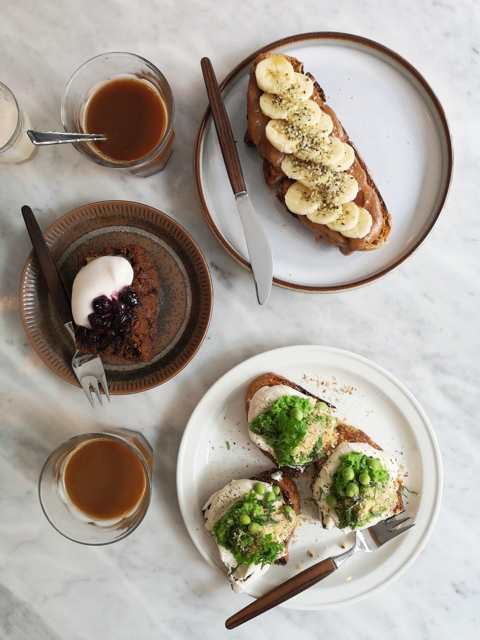 Aster Vegansk morgenmad brunch København