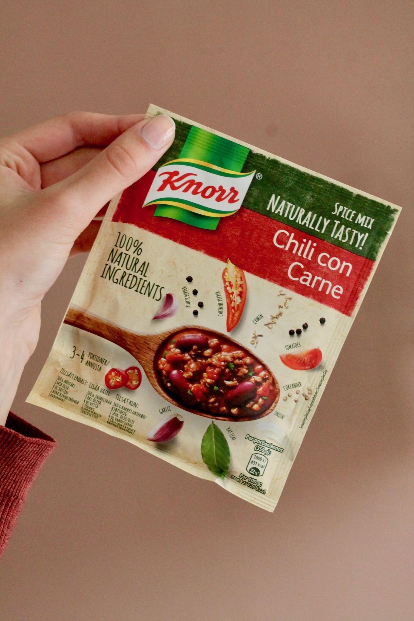 Knorr krydderiblanding