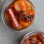 Syltede abrikoser – tilbehør til ost