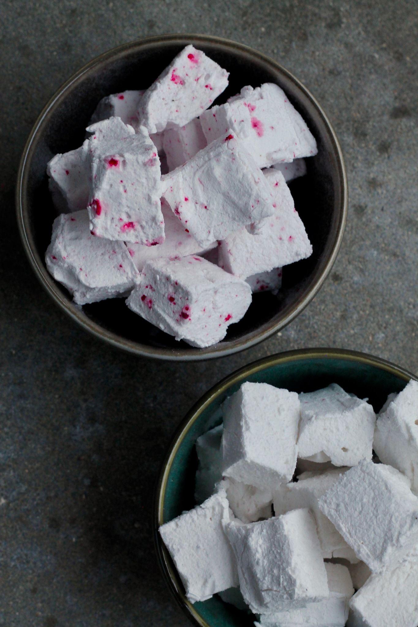 Hjemmelavede skumfiduser