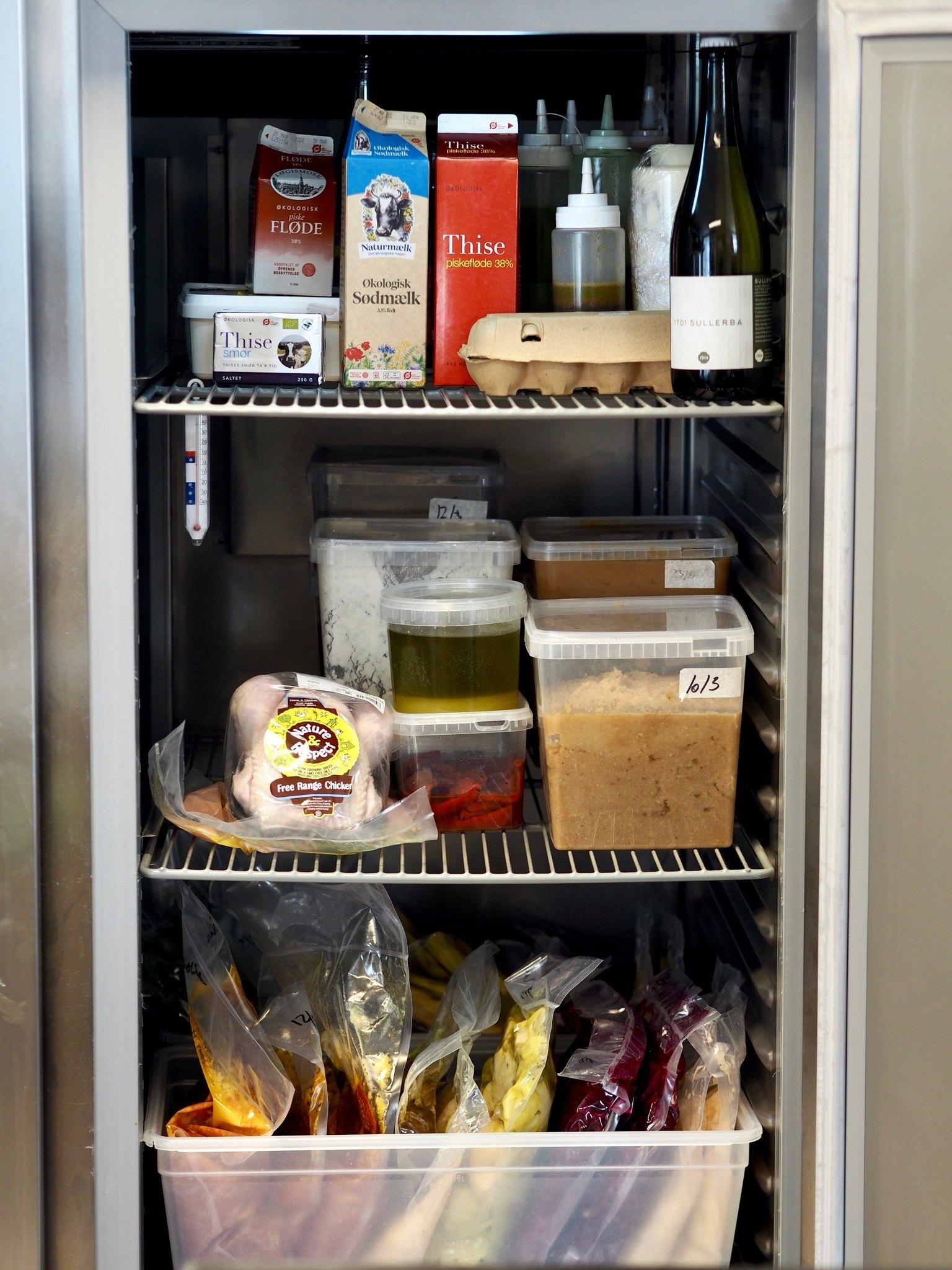 Vis mig dit køleskab Olivier/Minimer