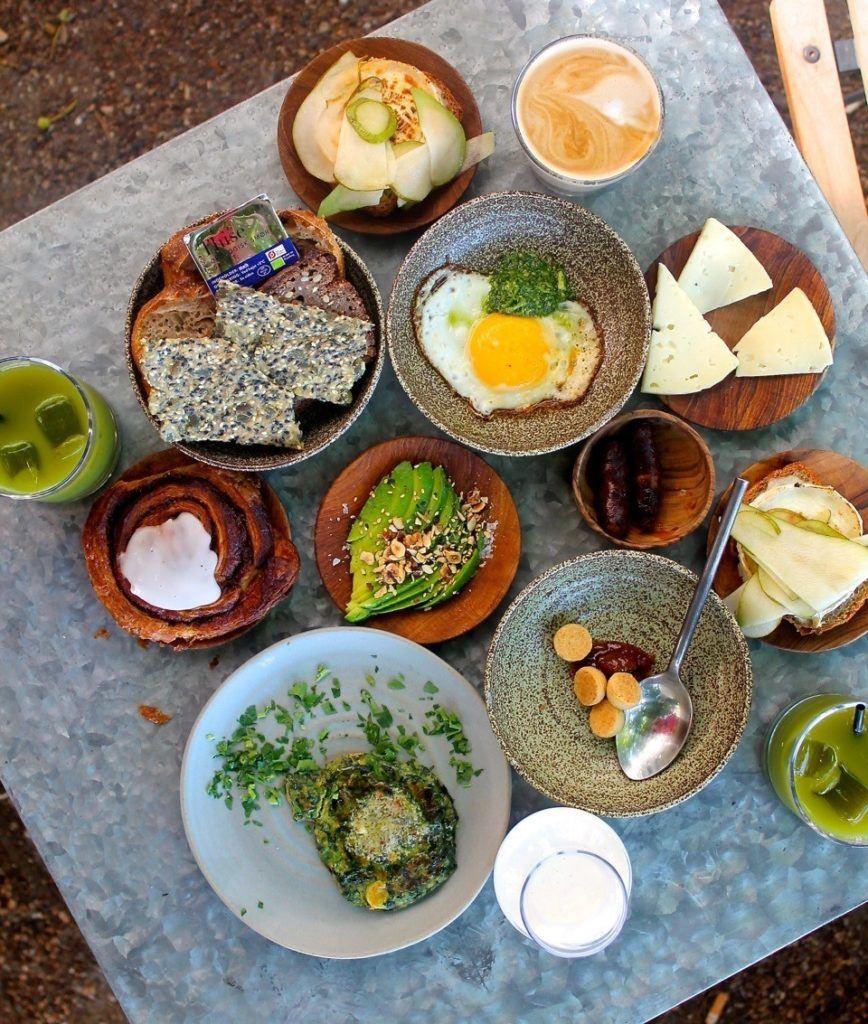 Guide: Morgenmad og brunch i København - cafe livingstone