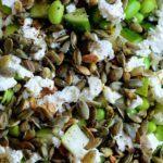 Sund, mættende og nem salat til madpakke