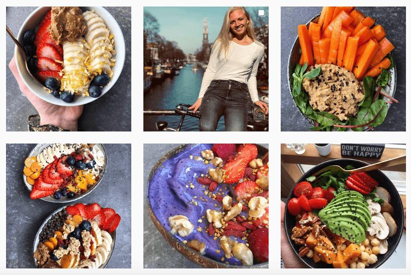 Vis mig dit køleskab: Helena Eiken - veganer på SU 6