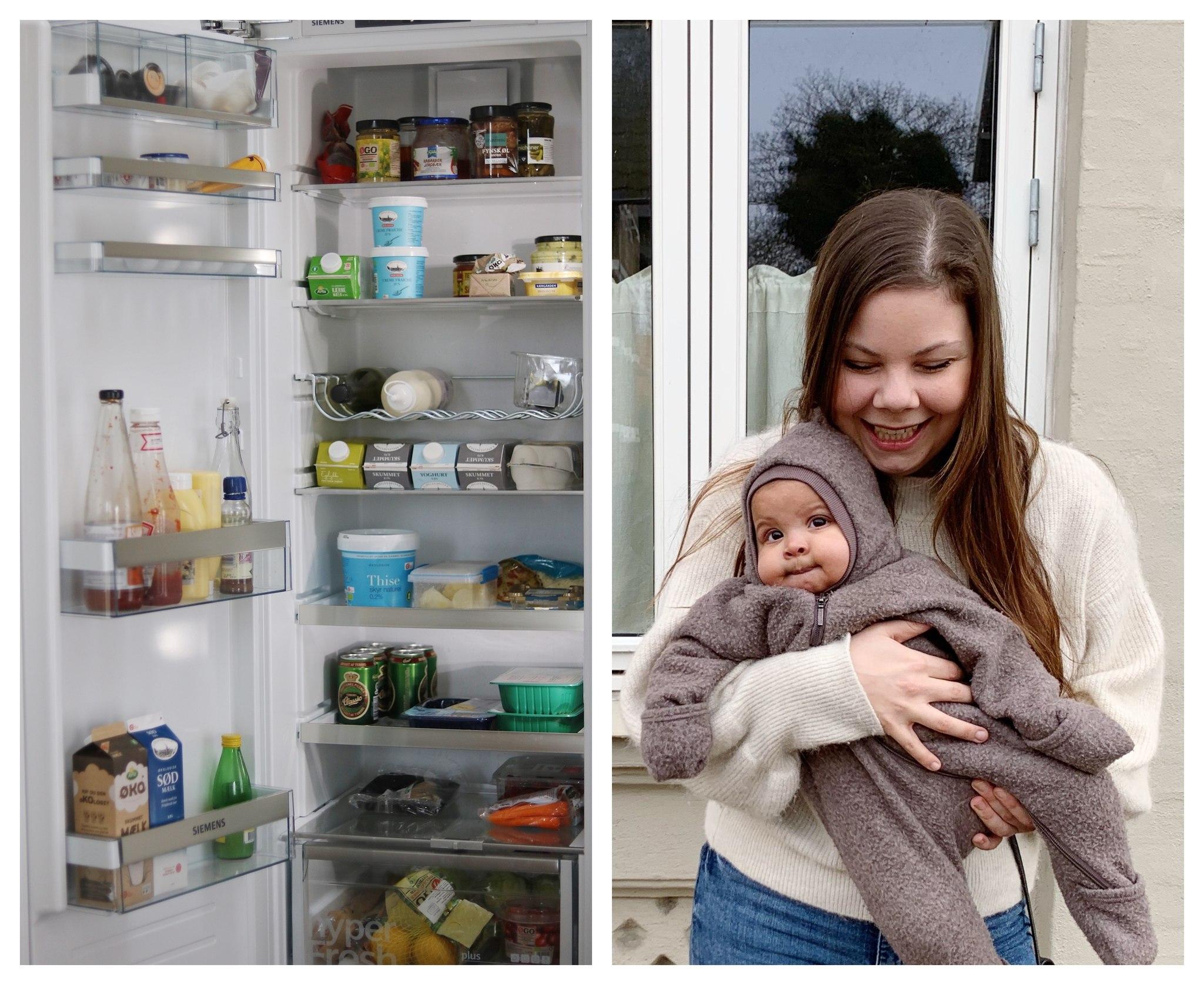 Vis mig dit køleskab Marie Vestergaard