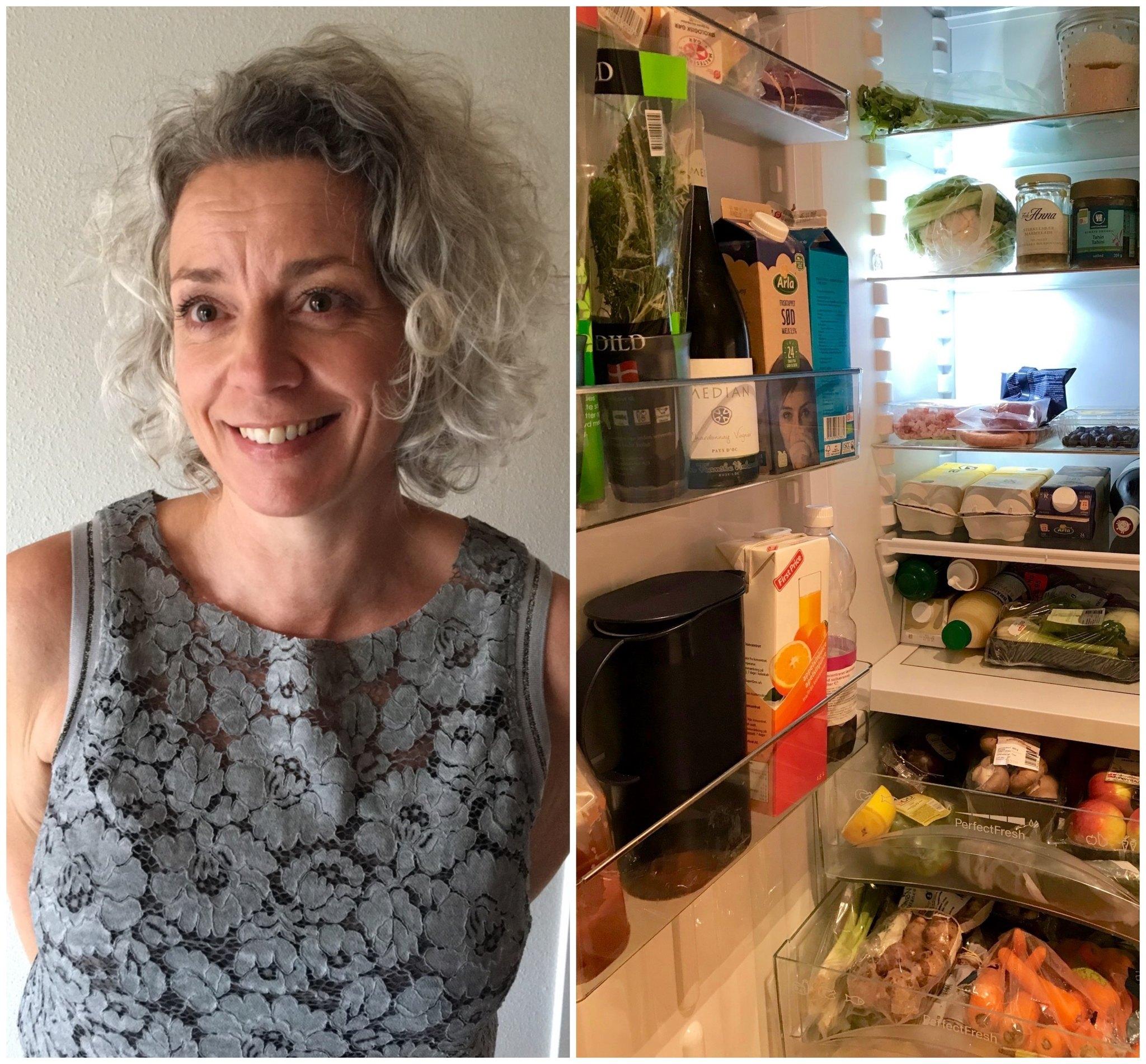 Vis mig dit køleskab: Henriette - familiemor og kvalitetsbevidst 1