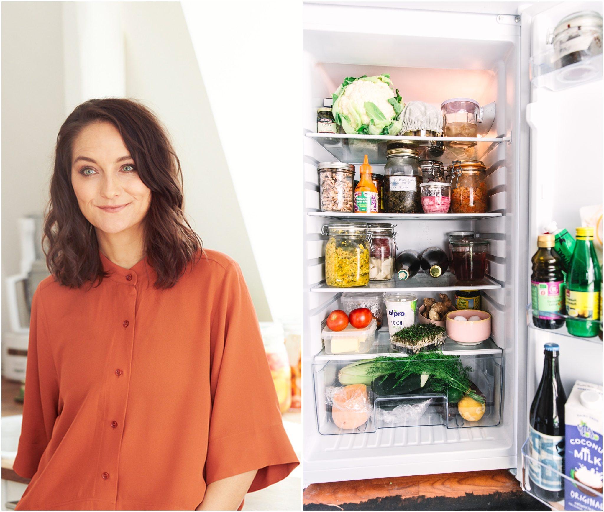 Vis mig dit køleskab: Ditte Ingemann