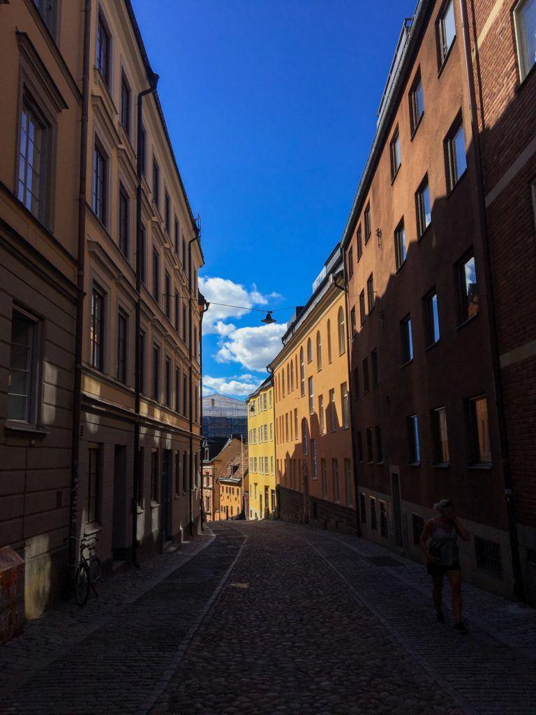 Guide til Stockholm 1