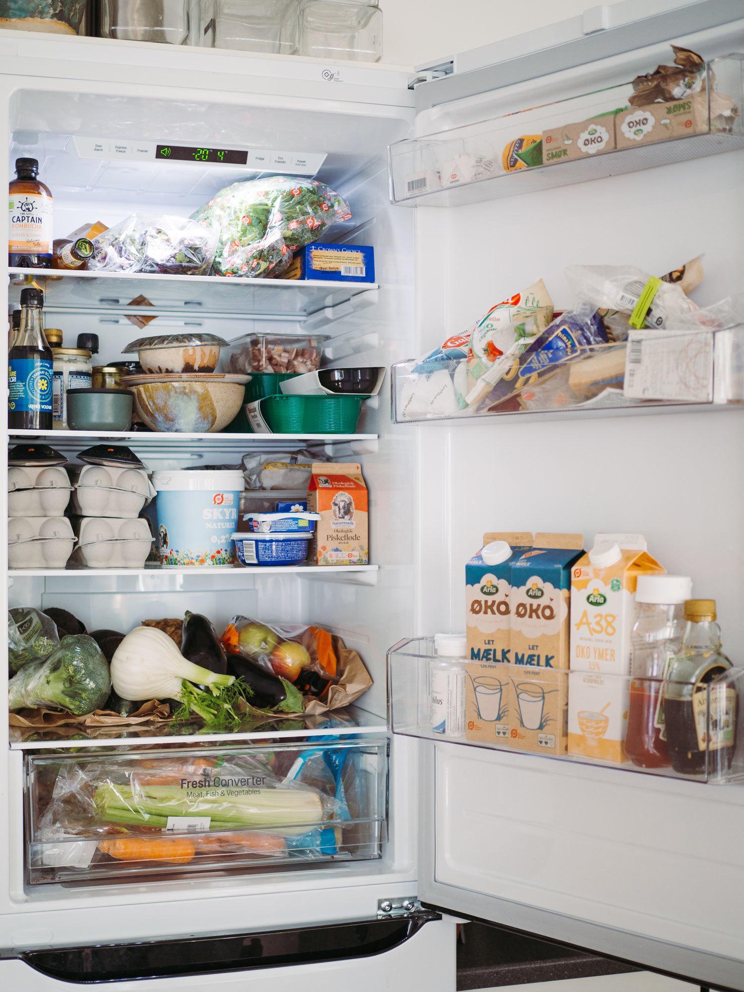Vis mig dit køleskab: Emma Martiny