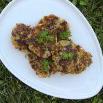 Tundeller med gulerødder og sesam 3