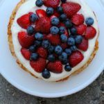 Mazarinkage med bær og hyldeblomstcreme 4