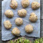 Koldhævede gulerodsboller 4