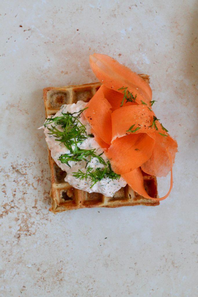 Rugvafler - grove madvafler