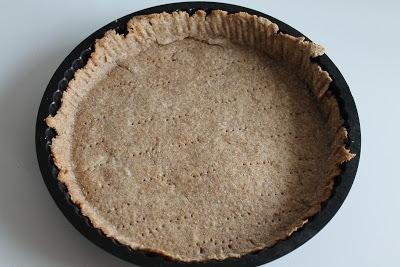 Tærte med porrer og skinke 1