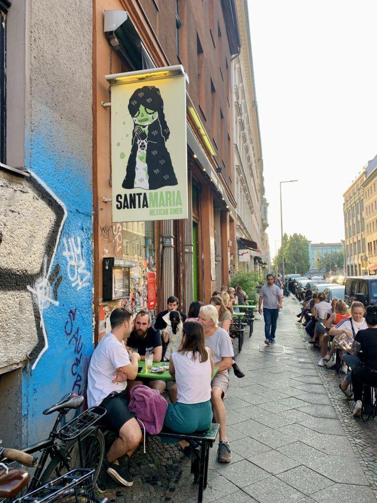 Santa Maria Berlin