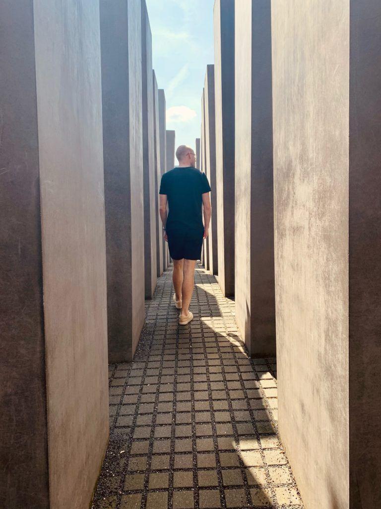 Berlin minde om de myrdede jøder