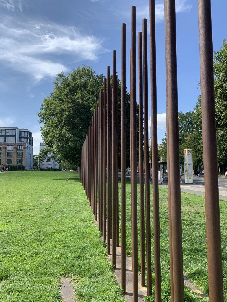 Berlinmuren Bernauerstrase